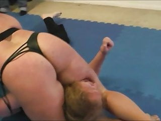 Female muscle domination